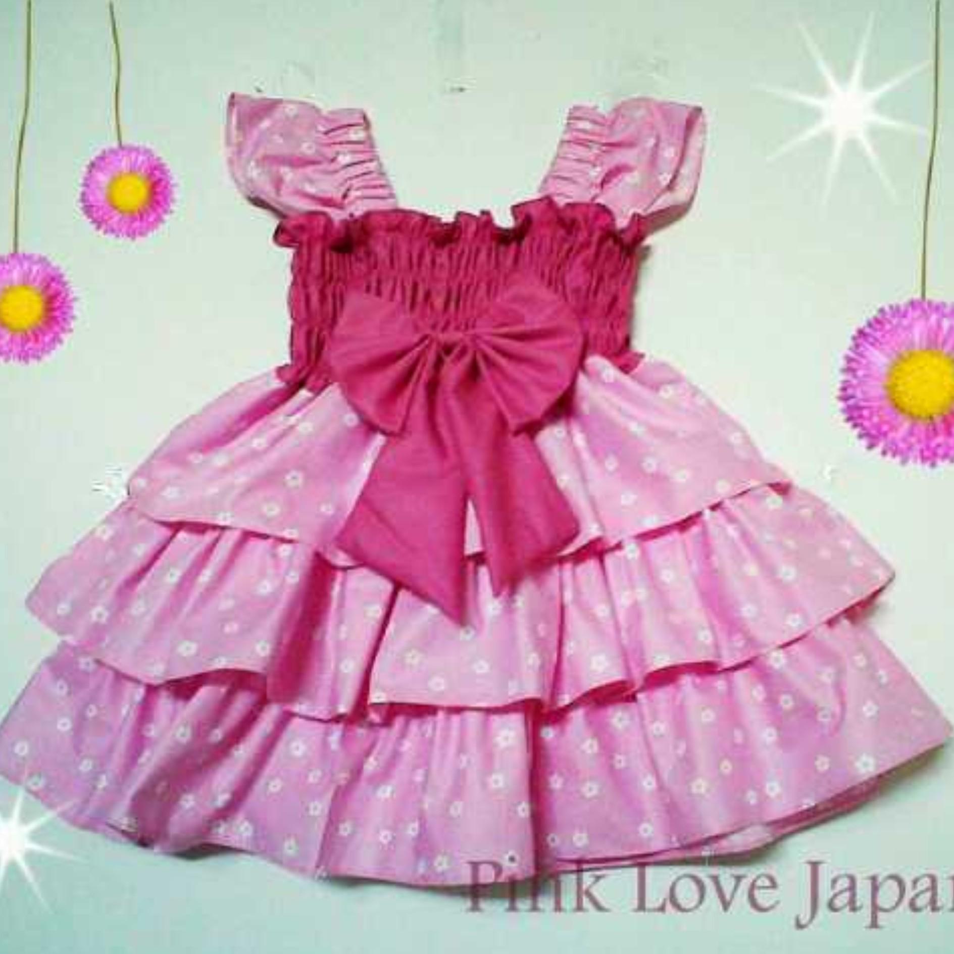 Dress Pesta Barbie Anak Usia 5 Tahun Jual Baju Pesta